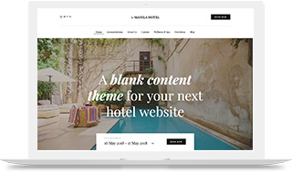 Manila WordPress Theme Screenshot