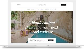 Manila WordPress Theme Screenshot